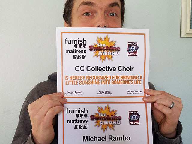 Our Hip Hop CollECtive Choir Award